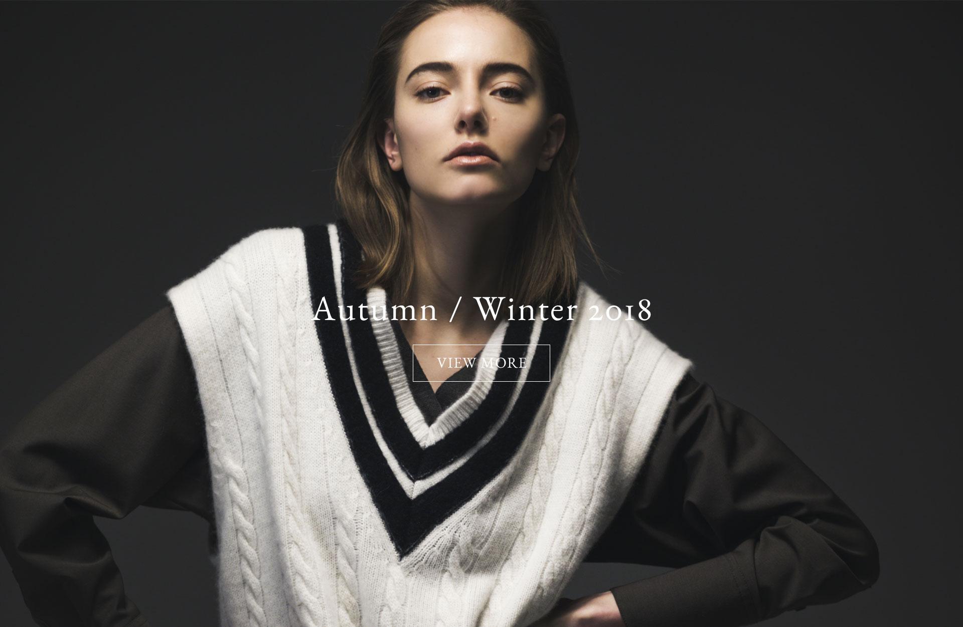 2018 Autumn & Winter Collection